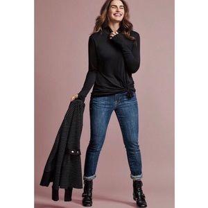 CAbi Dover Curvy Skinny Jeans Style 3384 Sz 6